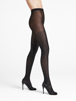 Sparkle Strip Tights