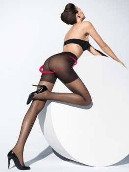 SATIN TOUCH 20 CONTROL TOP TIGHTS